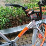 Mobike に乗ってみた。(Singapore編)